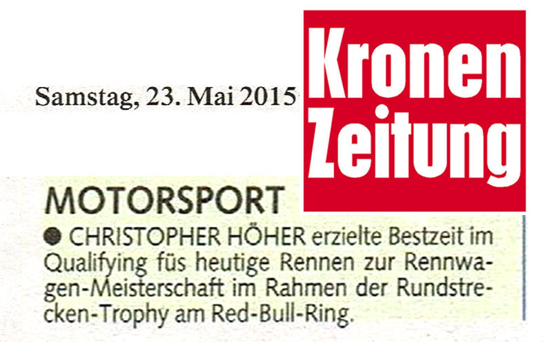red bull ring adresse